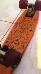 Título do anúncio: Skate Mini Long X-Seven Bamboo
