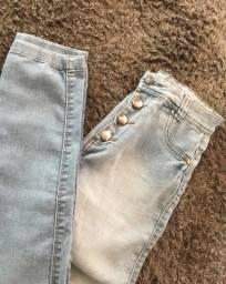 Calça jeans trip surf