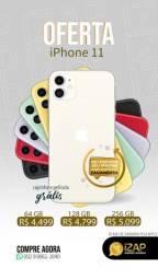 iPhone 11 ( consultar cores e GB) 1 ano de garantia Apple