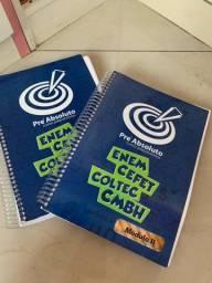 Título do anúncio: 3 módulos preparatório pro Cefet/ Coltec