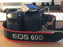 Canon 60D (corpo)