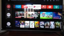 Título do anúncio: Televisão smart tcl 50 polegadas