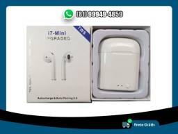 Título do anúncio: Fone Bluetooth I7s Upgraded