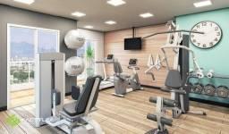 Título do anúncio: Apartamento com 2 dormitórios à venda, 75 m² por R$ 429.287,53 - Vila Guilhermina - Praia