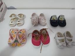 Lotes de sapatos nenina