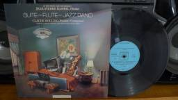Lp Jean Pierre Rampal, Flutist - Suite For Flute and Jazz Piano