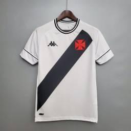Camisa do Vasco da Gama branca