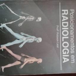 Livros RADIOLOGIA (R$ 70) Os dois