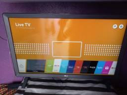 Smart LG 24 wi-fi YouTube Netflix