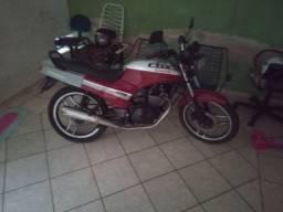 Moto Honda 150 Aero CBX