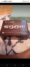 Fonte EVGA 600w