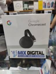 Google Chromecast geração 3 original lacrados com garantia de 3 meses