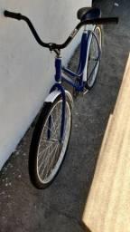 Bicicleta Ceci contra pedal