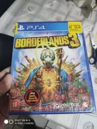 Jogo PS4 BORDERLANDS 3, novo, lacrado!