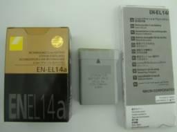 Baterias para Câmeras Nikon Diversos Modelos El14a El3e El15a El5 El15b El12 Novas