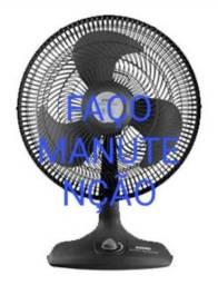 Manutenção em ventilador