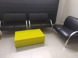 Sofá de recepção