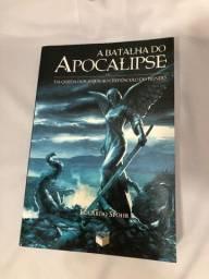 Título do anúncio: Livro A Batalha do Apocalipse - Eduardo Spohr