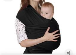 Sling para carregar bebes desde rn ate 1 ano