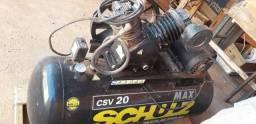 Compressor Schulz trifase