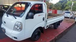 Kia Bongo K-2500 2009 Diesel c/ direção hidraulica aceito trocas financio