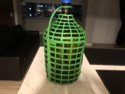 Garrafão de vidro