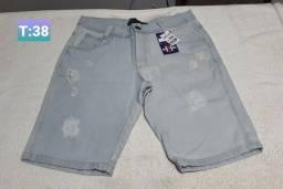 Bermuda jeans da Tommy Hilfiger tamanho 38