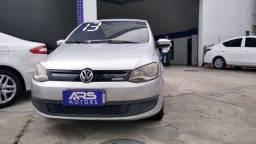 VW Fox 1.6 Bluemotion 2013 Completo + GNV : Ent + 48 x 735,00