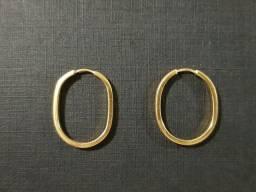 Brinco de ouro 18k