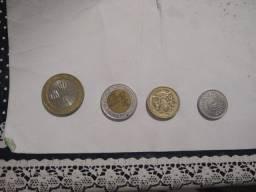 Para os colecionador de moedas são únicas valor promocional
