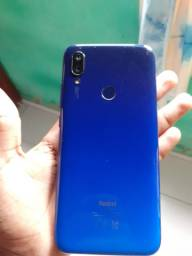 Troco celular da Xiaomi modelo Redmi 7, por iPhone 6s plus
