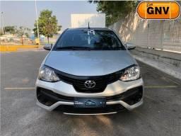 Toyota Etios 2019 1.5 x plus sedan 16v flex 4p automático