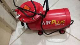 Compressor de ar e Aerografo