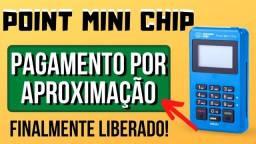 Título do anúncio: Máquina de Cartão  no wi fi
