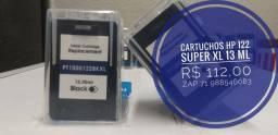 Cartuchos HP 122 Super XL 13 ML