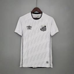 Título do anúncio: Camisa Santos FC 2021/22