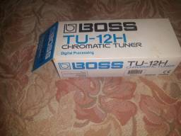 boss tu-12h chromatic tuner