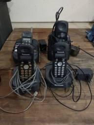 Título do anúncio: Telefones sem fio