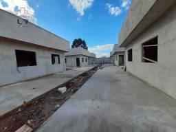 Casa em condomínio, com 2 dormitórios à venda, 45 m² por R$ 290.000 - Bairro Alto - Curiti