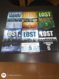 Série Lost completa lacrada