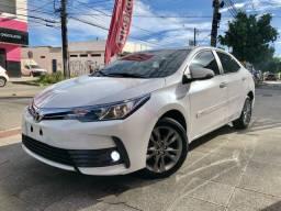 Corolla XEI 2.0 Automático Baixo KM - 2019