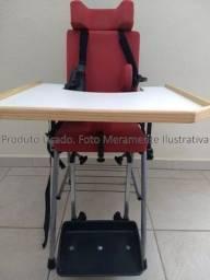 Cadeira Escolar Adaptada - Infantil - Vanzetti - Usada