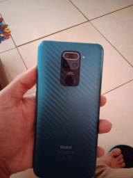 Troco redmi note 9 128 GB em iPhone 7 128 GB