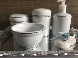Kit higiene de bebê