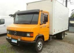 Auxílio na compra do primeiro caminhão