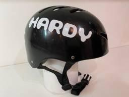Capacete Pro Hardy Skate  Tamanho G