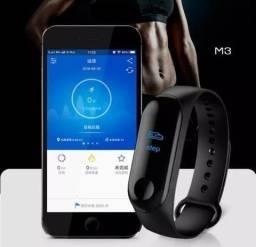 Smartband Pulseira Inteligente  M3 Smartwatch Touch