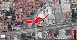 Terreno ao lado do terminal de ônibus do Antônio Bezerra.