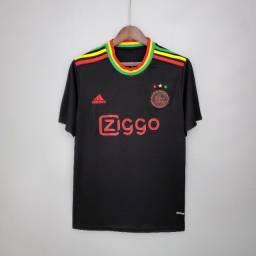 Título do anúncio: Camisa Ajax Amsterdam 2021/22