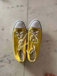 All star amarelo original